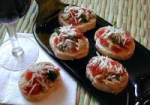 Mama Mia Artichoke and Tomato Bruschetta picture
