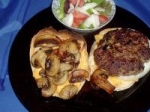 Moroccan Style Lamb Burgers picture