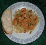 Spicy Shrimp Scampi picture