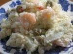 Cauliflower and Shrimp Salad picture