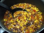 Roasted Corn and Black Bean Chili picture