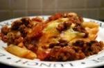 Mexican Pasta Casserole picture