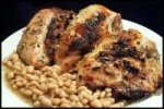Tuscan Lemon Chicken With Warm Bean Salad picture