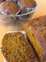 Pumpkin Oat Bread picture