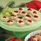 festive crab cakes picture