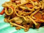 Bami Goreng ( Indonesian Stir Fried Noodles ) picture