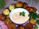 Potato Cheese Croquettes With a  Chipotle Sauce picture