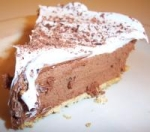 Kelly's French Silk Chocolate Pie picture