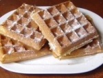 Buttermilk Pecan Waffles picture