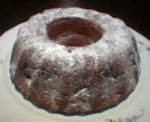 Raspberry Butter Bundt Cake picture