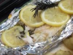 Simple Whitefish With Lemon and Herbs picture