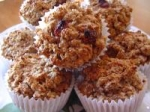 Raisin Oatmeal Bran Muffins picture