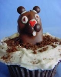 Groundhog Day Cupcakes picture