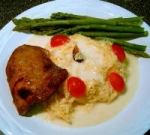 Chicken and Spaghetti Squash picture