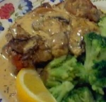 Pork Chops With Mushroom Sauce picture