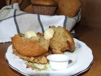 Old Fashioned Banana Muffins picture