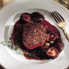 Filet Mignon With Mushroom-Wine Sauce picture