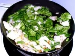 Baby Bok Choy Stir Fry With Beans & Onions picture