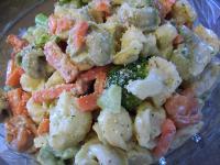 Quick Tortellini Salad picture