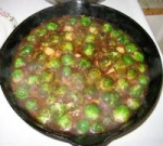 Caramelized Brussel Sprouts picture