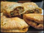 Potato and Coriander Samosas picture