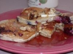 Double-Berry Pancakes picture