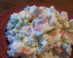 Dees Cauliflower and Seafood  Salad picture