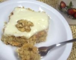 Low-Fat Carrot Cake With Cream Cheese Frosting picture