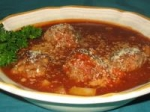 Meatball Supper Soup picture