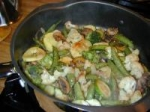 Fresh Vegetable Saute picture
