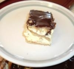 Graham Cracker Chocolate Eclairs picture