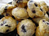Blueberry Cheesecake Muffins picture
