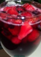Sparkling Berry Jello Salad picture