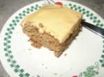 Applesauce Cake With Caramel Frosting picture