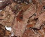 Crockpot Leg of Lamb picture