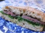 Steak Sarnie picture