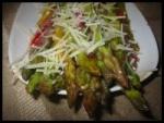 Sauteed Confetti Asparagus picture