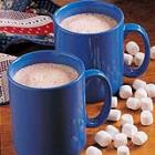 fluffy hot chocolate picture