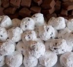 Dark Chocolate Fudge Balls picture