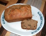 Low Calorie  Whole Wheat Banana Bread picture