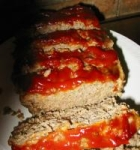 Awesome and Simple Italian Garlicky Meatloaf picture