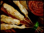 Chicken Satay Appetizers picture