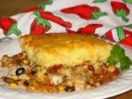 Spicy Chicken and Cornbread -  Casserole picture