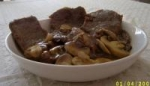 Amazing Rib Eye Steaks With Marsala Sauce picture