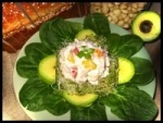 Tropical Turkey Salad picture
