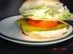 Summer Salad Sandwich picture