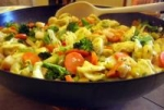 Creamy Herb Chicken Tortellini (or Shrimp/scallops, or Meatless) picture