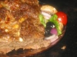 Greek Meatloaf With Feta picture