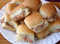 White Castle Appetizers picture