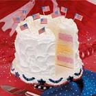 fourth of july ice cream cake picture